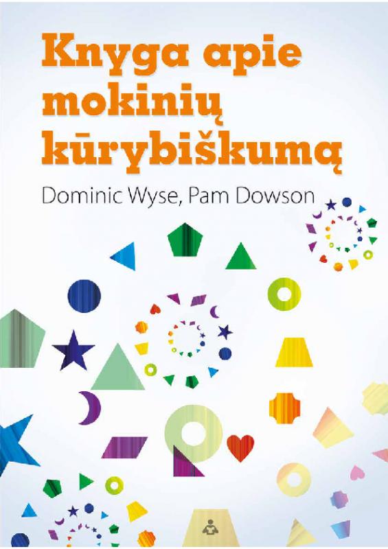 Knyga apie mokiniu kūrybiškumą